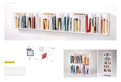 radaelli, design, book, bookshelf, design, sendpoint