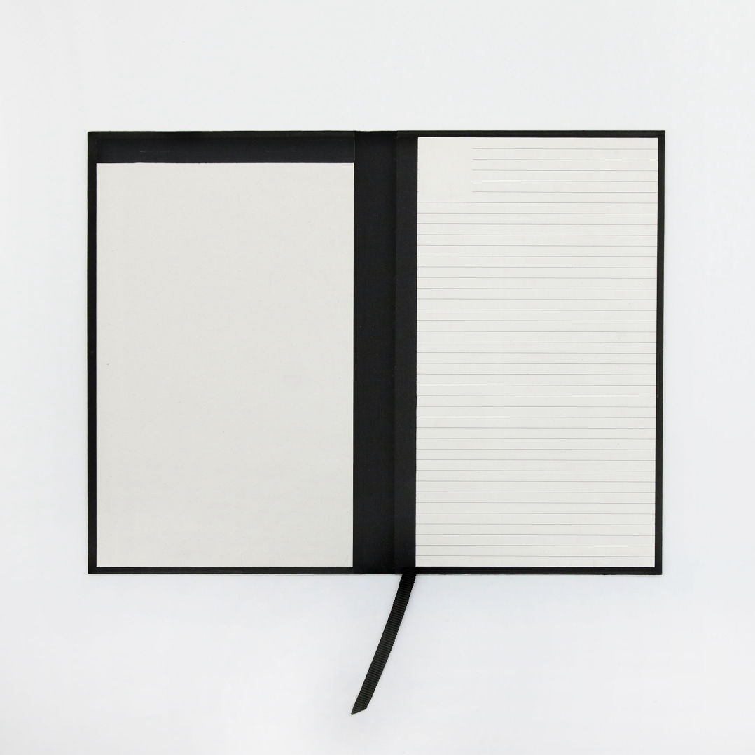 D, quaderno, notepad, paperbook, notebook, sketchbook, quaderno schizzi, must have, rounded, cool design, stationery, cartoleria, innovation, innovative design, italian design, イタリア人デザイナー