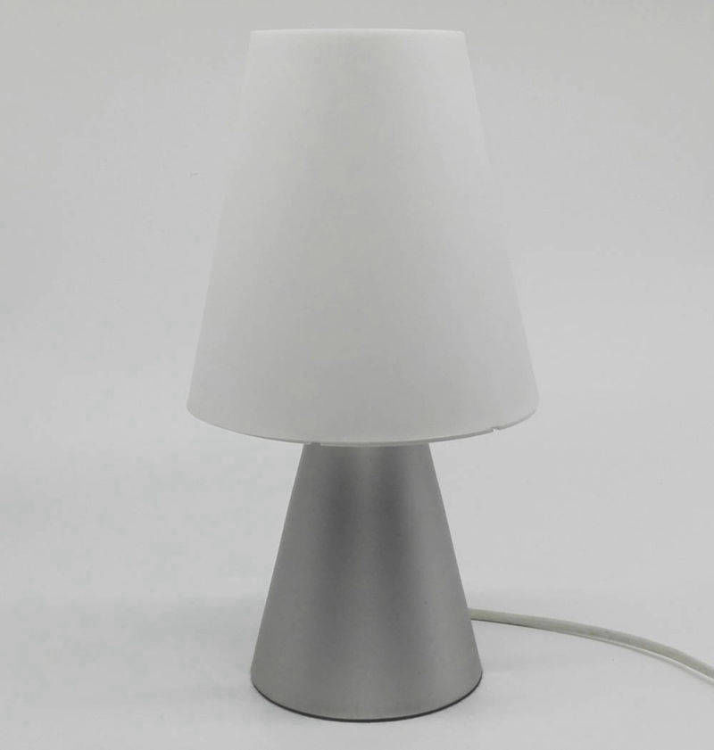 Milano, lamp, Taolight, table lamp, plastic lampshade, injection moulding, abat-jour, イタリア人デザイナー